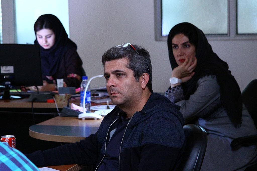 هیات انتخاب دهمین جشنواره پویانمایی